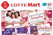 Katalog Promo Flyer Lottemart Edisi HAPPY VALENTINE'S DAY! periode 06-16 Februari 2020