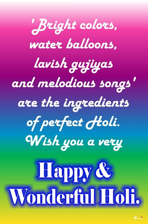 Happy Holi wishes  images 2020