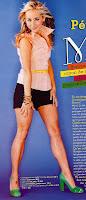 Marilou Wolfe legs
