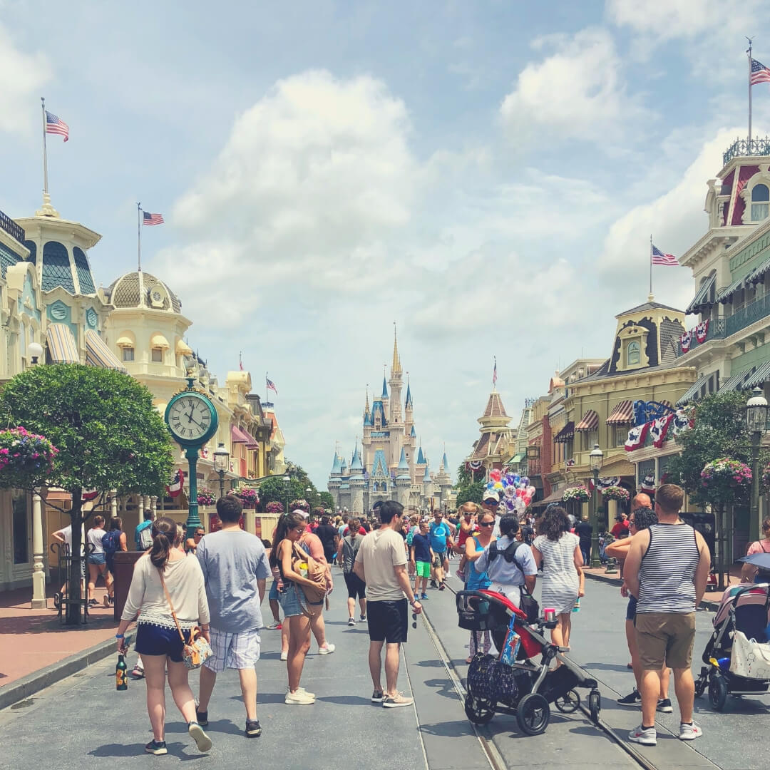 17 Must Dos For Your First Visit To Walt Disney World | Head to Magic Kingdom to see some magical things.