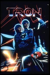 Póster de Tron (1982)