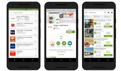 تطبيق Trivago
