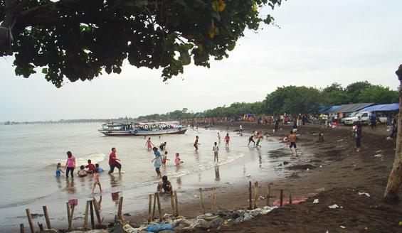 Pesona wisata Pantai Tanjung Pasir di Tangerang  Tempat Wisata Terbaik Yang Ada Di Indonesia: Pesona Pesona wisata Pantai Tanjung Pasir di Tangerang