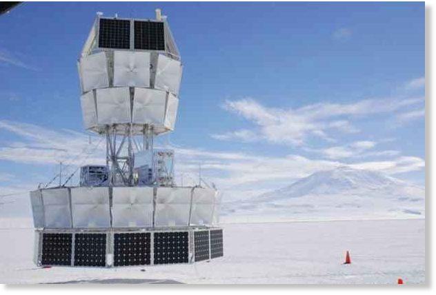 Πείραμα της NASA ανιχνεύει στοιχεία παράλληλου σύμπαντος όπου ο χρόνος πάει προς τα πίσω