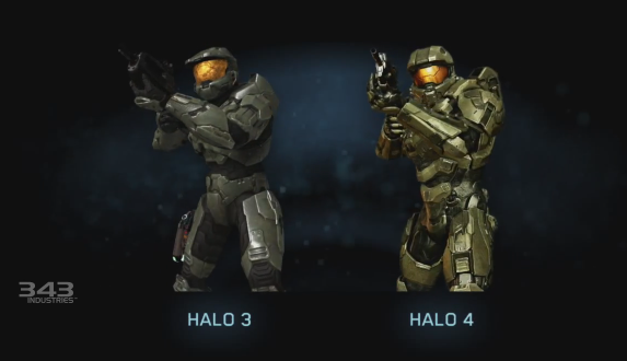 Halo Master Class: Halo 4 Armor and Skins