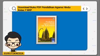 download ebook pdf buku digital pendidikan agama hindu kelas 7 smp