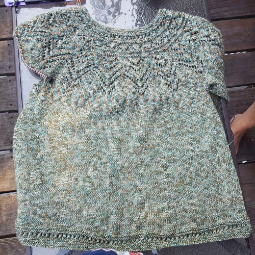 Agnes Sweater - Free Pattern