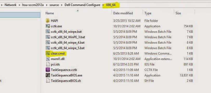 David Pearson's Tech Journal: Using CCTK to configure BIOS settings