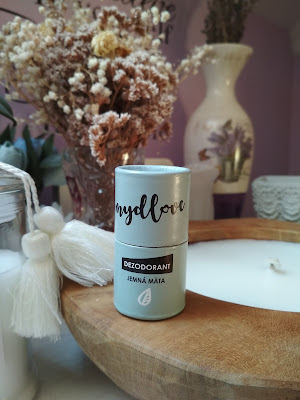 Mydlove Dezodorant Jemná Mäta