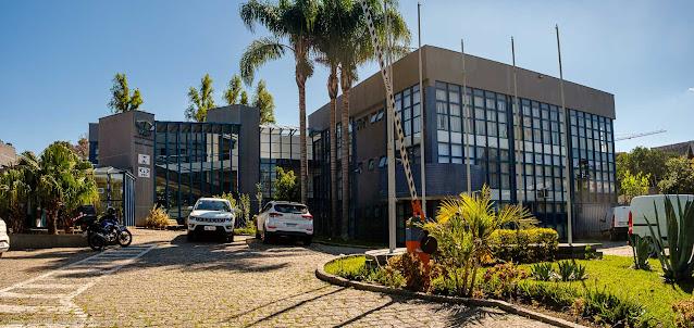 Sede do IPEM PR - Instituto de Pesos e Medidas do Paraná