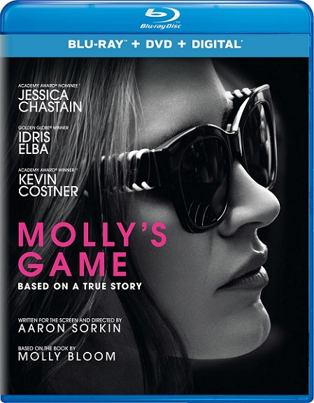 Molly's Game (Apuesta Maestra) (2017) 1080p BluRay REMUX 38GB mkv Dual Audio DTS-HD 7.1 ch
