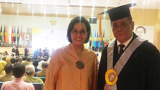 Tanggapi Rangkap Jabatan Rektor UI, Adhie Massardi: ASN yang Dapat Gaji Dobel Itu Melanggar Pidana