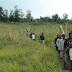 Warga Distrik Pupugoba Papua Mulai Divaksin COVID-19.