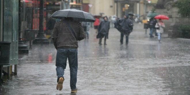 Alerte météo: averses orageuses et rafales prévues dans ces villes