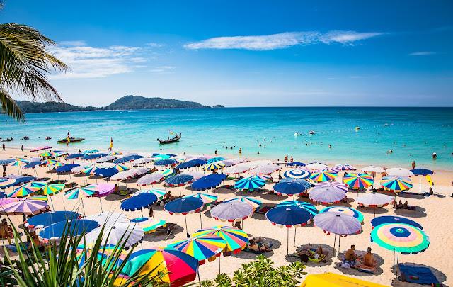 【泰國】夏日玩水趣,泰國六大玩水勝地、跳島旅行推薦 3