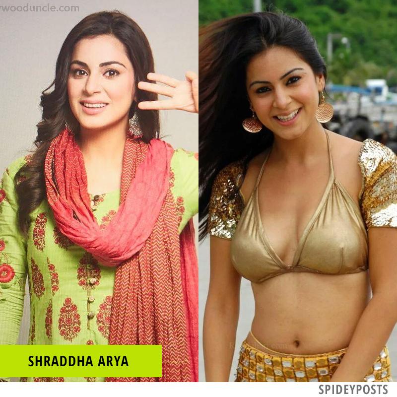 Hot pics of Shraddha Arya Kundali Bhagya