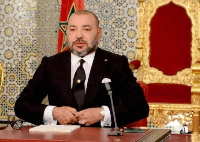 رصيف الصحافة: الملك محمد السادس نصره الله يلقي خطاب ذكرى عيد العرش من تطوان