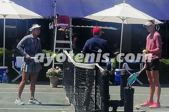 Tumbangkan Unggulan, Aldila Sutjiadi Melenggang ke Final Kualifikasi Turnamen Tenis ITF W60k Charlottesville