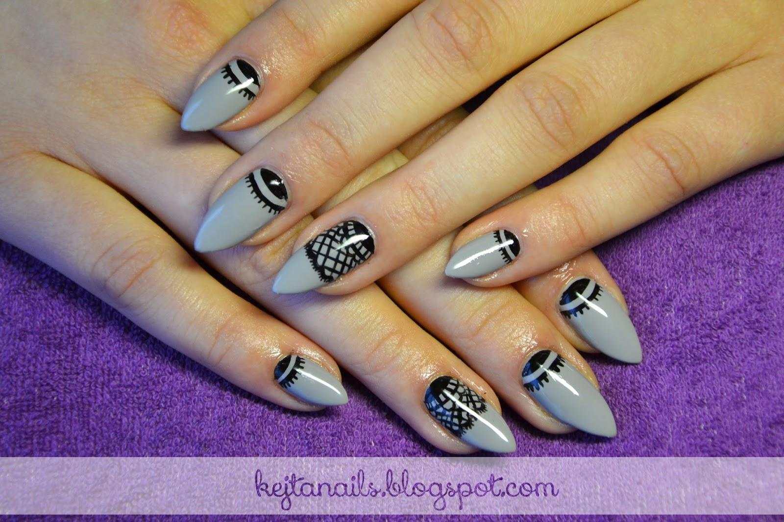 Kejta Nails: sierpnia 2014