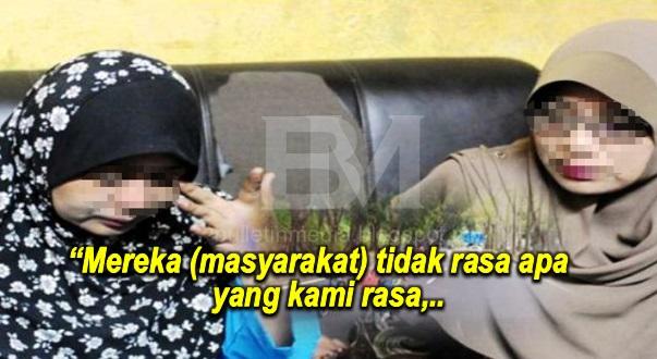 Susulan Kes Kemalangan Basikal..Lama Berdiam Diri, Ini Luahan Ibu Salah Seorang Mangsa Kepada Netizen !!!