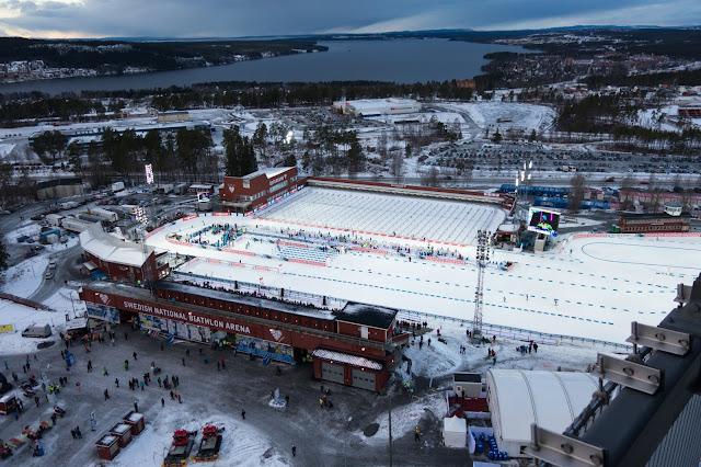 BIATLÓN - Mundial 2019 (Östersund, Suecia)