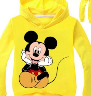 Cara Pilih Custom Jaket Anak yang Lucu dan Menarik