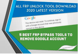FRP Remove Android All Device Tool