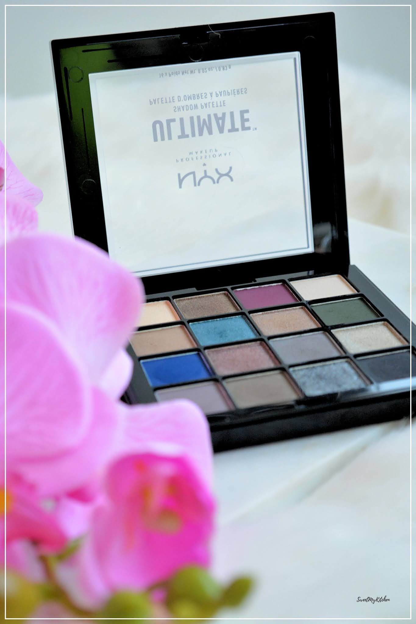 NYX Ultimate Shadow Palette review
