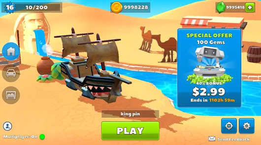 Island Apk: Download Crash Of Cars Mod Apk v1.1.24 ( Many Gems/Coins ) Terbaru