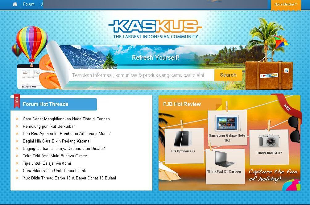 New Kaskus