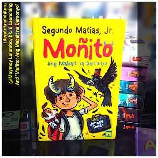 monito ang mabait na demonyo front cover