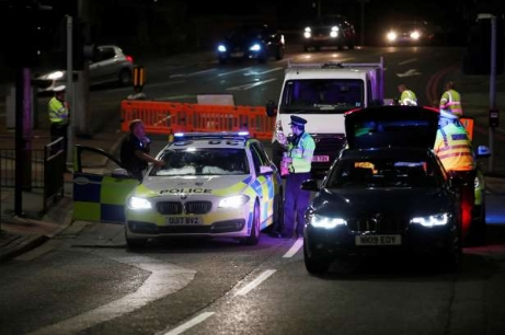 According to media reports, three people were killed in a stabbing attack in the English city of Reading