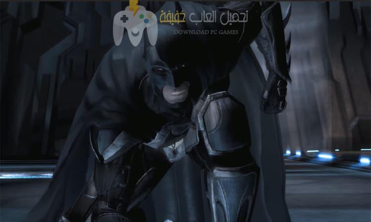 تحميل لعبة باتمان ضد سوبر مان للكمبيوتر والموبايل