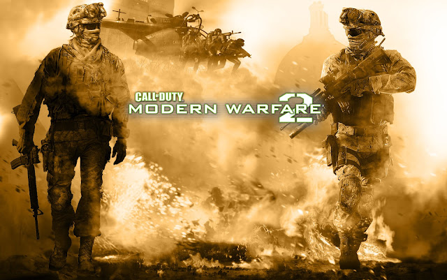 تحميل لعبة Call Of Duty Modern Warfare 2 – 2016
