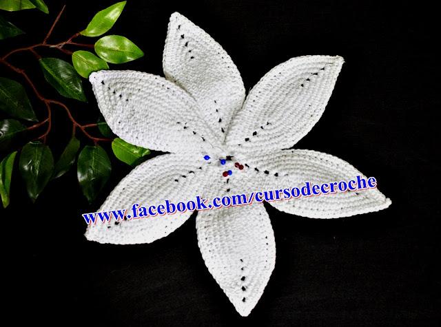 aprender croche canhotas flores extra grandes euroroma curso de croche edinir croche videos