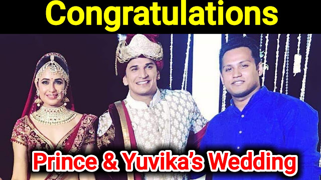 Prince & Yuvika's Wedding