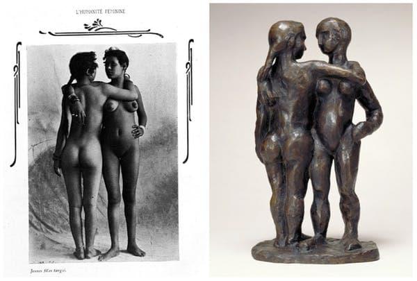 isterie sexualizare isterizare artisti arte frumoase