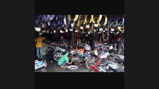 PELUANG USAHA BENGKEL #3: Tambal Ban Motor