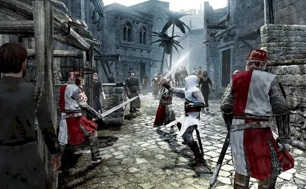 Sequence List of the Assassin's Creed