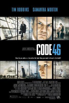Póster película Código 46