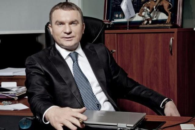 Игорь Мазепа доказал, что российские деньги не пахнут