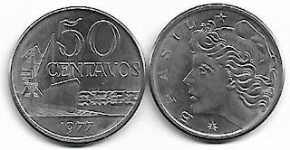 50 centavos, 1977
