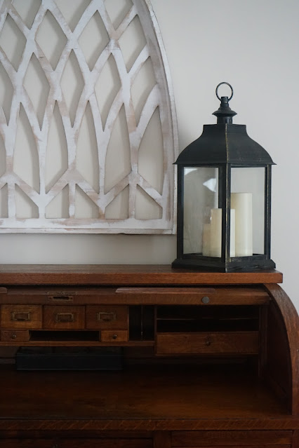 How to style a lantern in your home