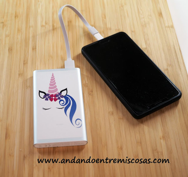 Power bank personalizada