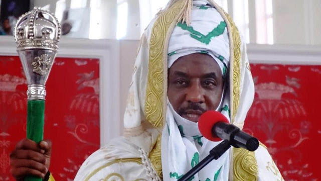 BREAKING: 'I accept my removal with sweetheart' – Sanusi breaks silence