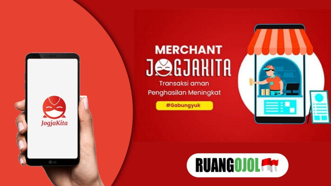 Cara Daftar Mitra Merchant Jogjakita Tranportasi Online