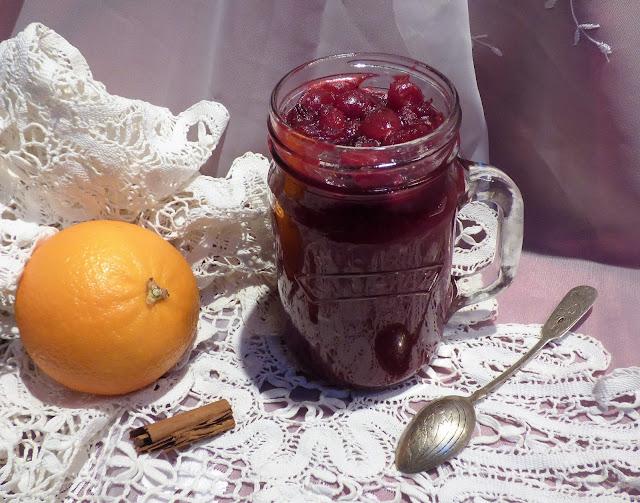 best cranberry sauce, festive spices, Christmas menu