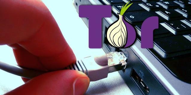 Le navigateur Tor vous permet de surfer anonymement.