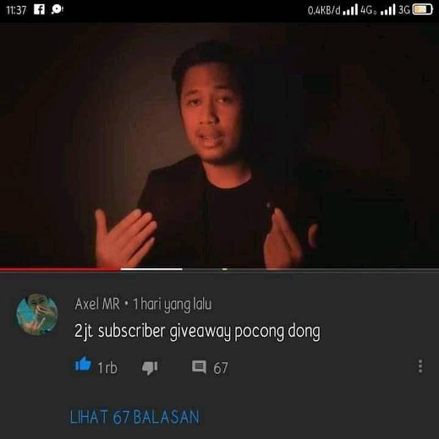10 Komentar Lucu Warganet di Youtube Ini Kocak Banget