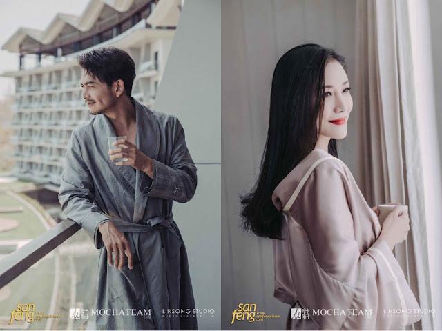 Yang Shuo Wang Liwen wedding Sep 25, 2018